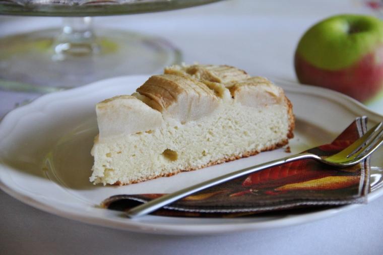 Apfel-Topfen-Kuchen