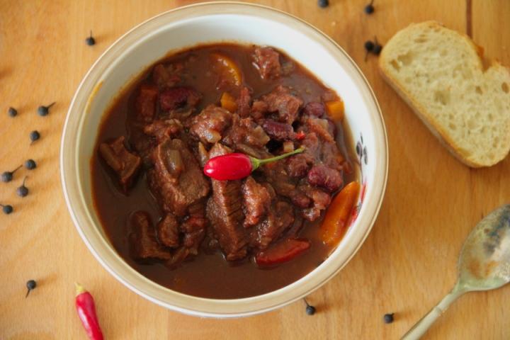 Chili Con Carne Jamies Chili Genussatelierlang