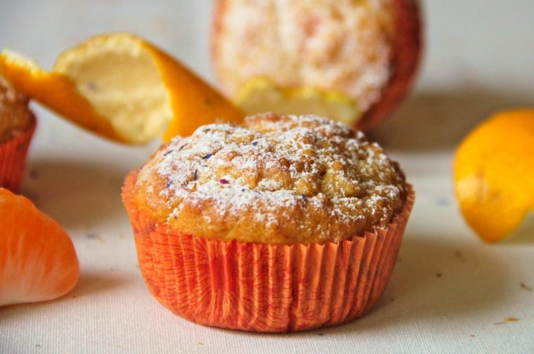 Mandarinen-Kokos-Muffin