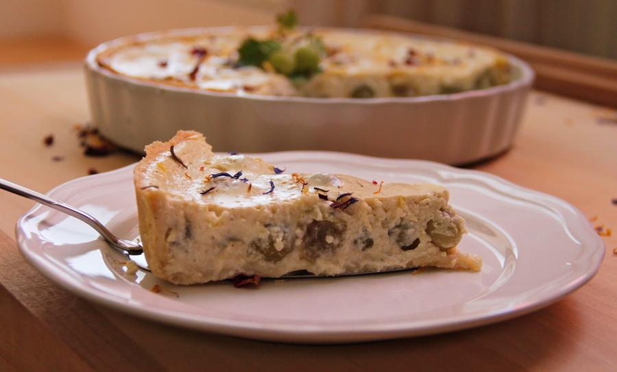 Stachelbeer-Tarte