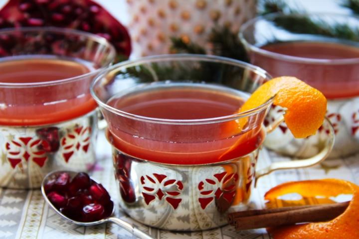 orangen-granatapfel-punsch